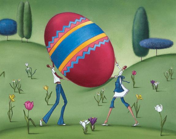Easter - Mandy 1