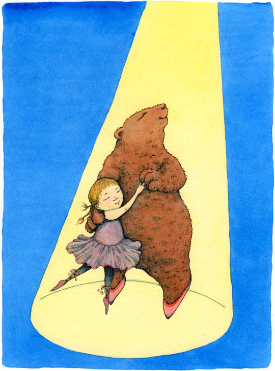 Kate Willis-Crowley 'Dancing Bear'