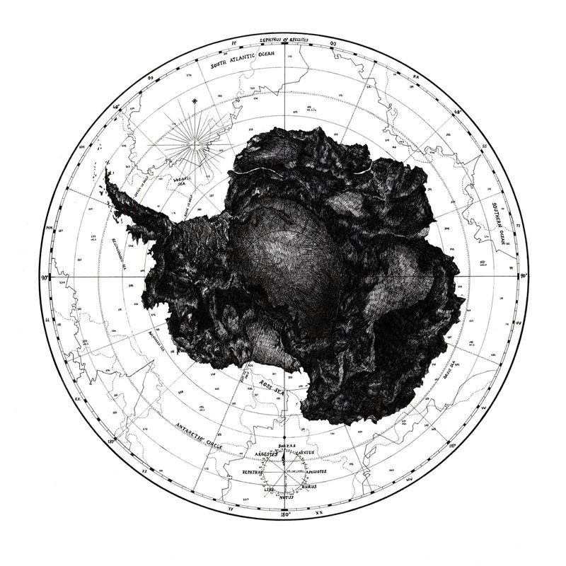 Temujin Doran . Antarctica
