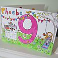 Phoebe 9 Card