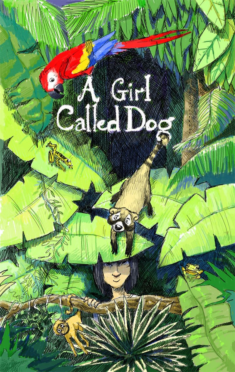 James de la Rue. A Girl Called Dog BC