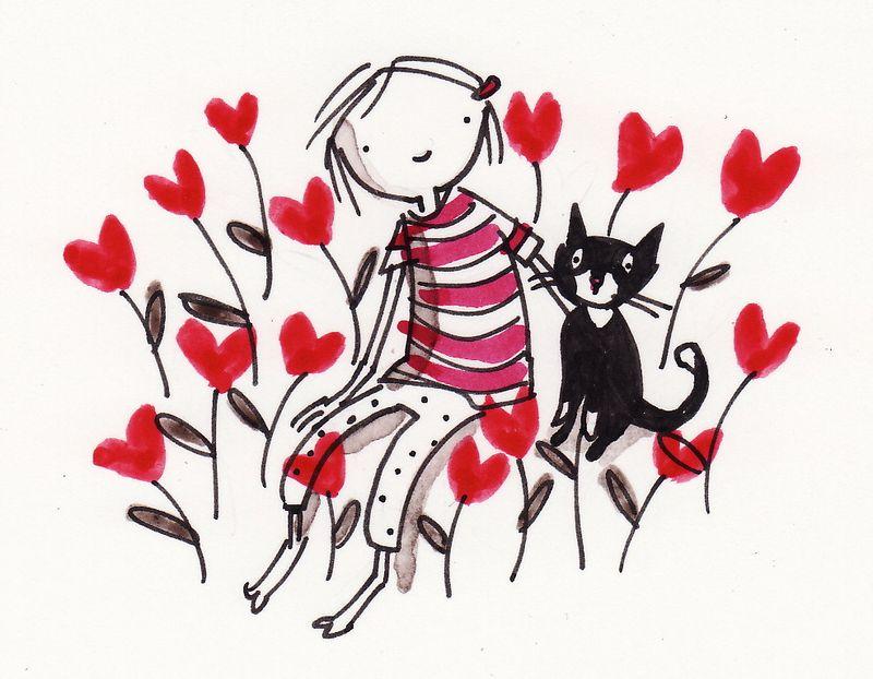 Jane Eccles. Valentine