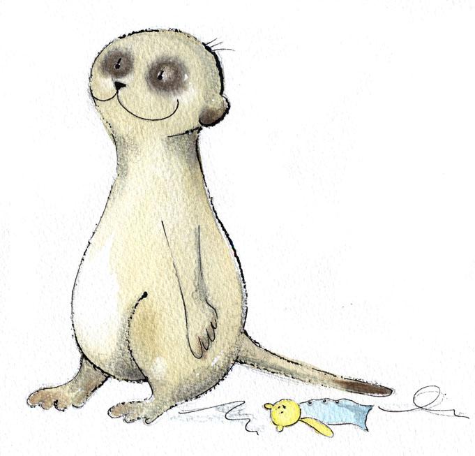 Jill Latter. meerkat col 2