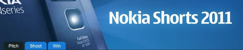 Nokia Shorts copy
