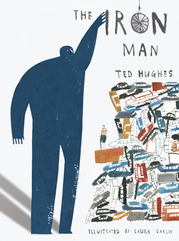 The Iron Man. Ted Hughes