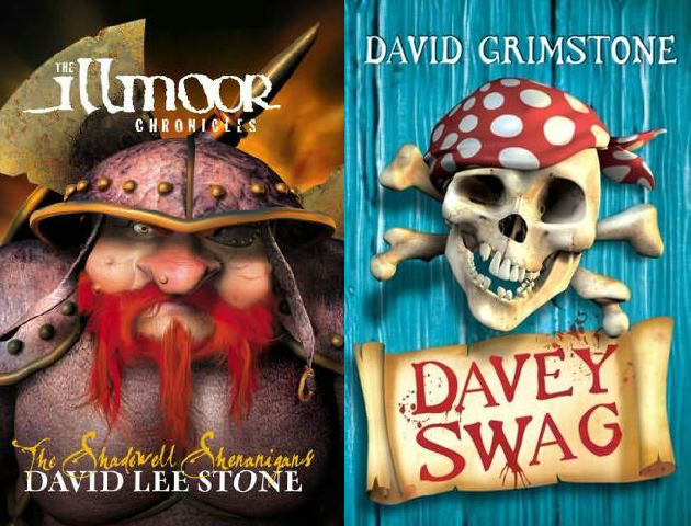David-Grimstone-Books