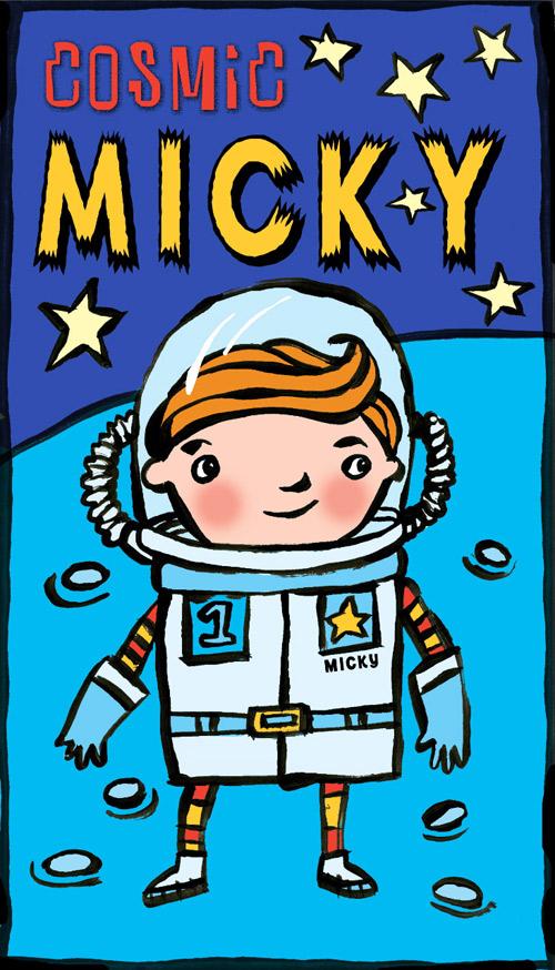 Cosmic-micky