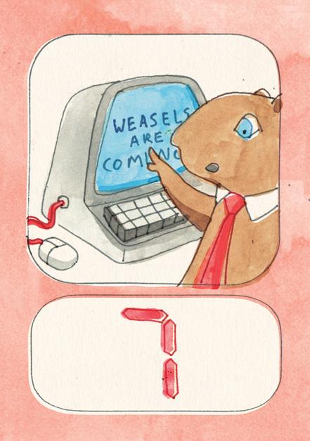 Weasels promo 7 s