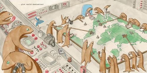 Weasels_illustration