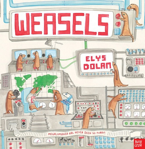Weasels Cover