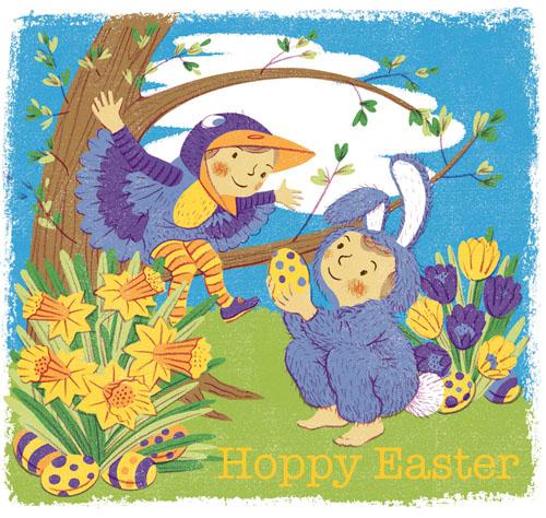 Irene-Easter-card 1