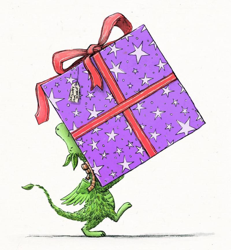 Thumbnail_christmas Sloppy present