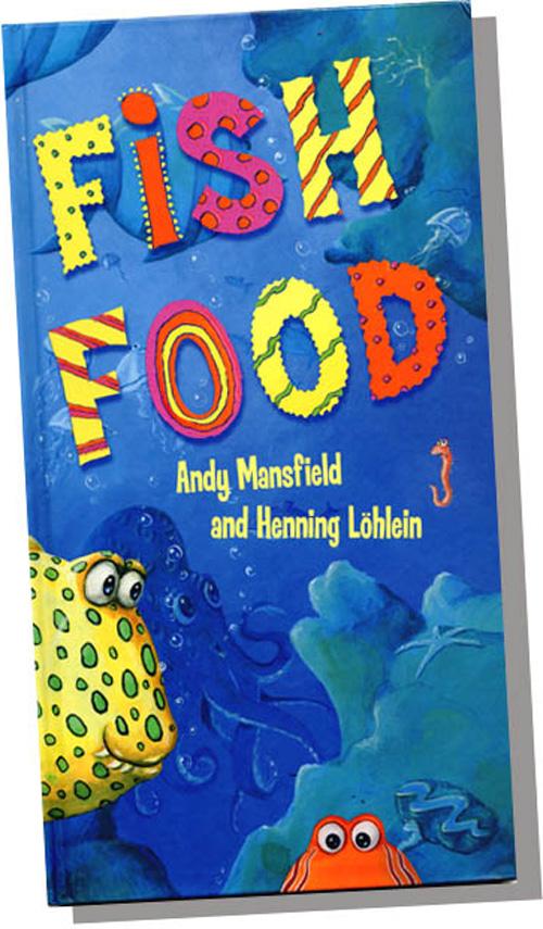 Fish Food Cover