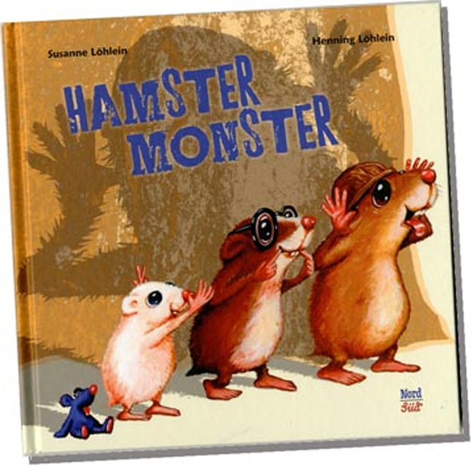 Hamster Monster cover